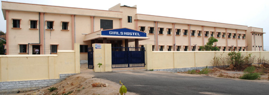 Girls Hostel Building